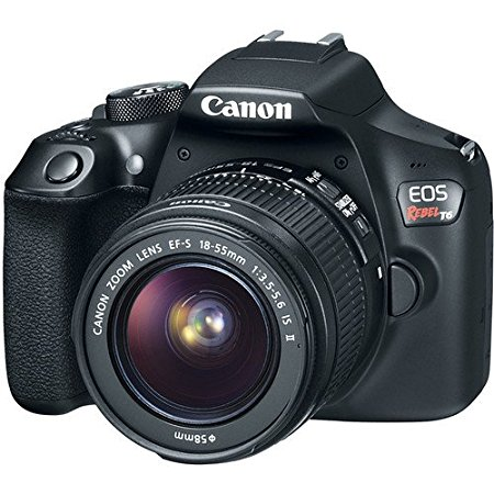 Canon Rebel T6 DSLR Camera